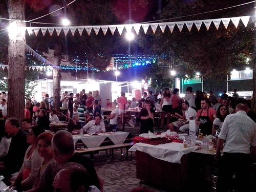 Alla Festa di Birra Korça by Ylbert Durishti