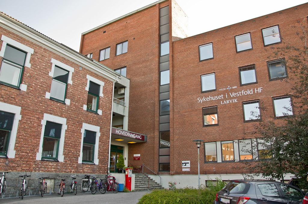 sykehuset i vestfold larvik