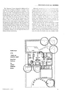 "Palmer & Krisel - ""Psychologically Planned"" Homes 6 of 8"