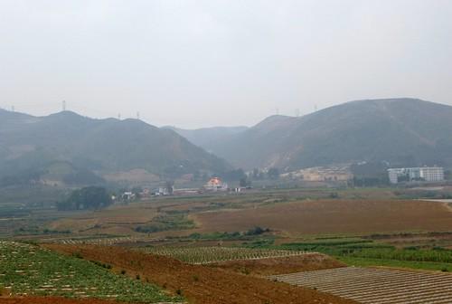 Yunnan13-Yuanyang-Kunming-Route (82)