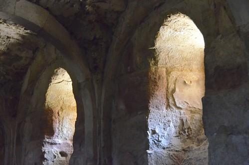 Memleben (Saxe-Anhalt), crypte de l'abbatiale - 05