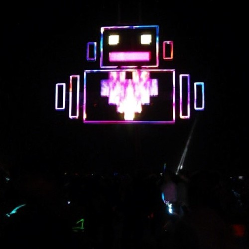#robotheart Saturday night #ckccbm2013 #ekjsummer2013 #burningman #burningman2013