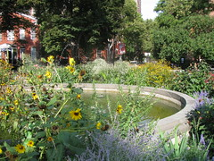 Stuyvesant Square Fountain by edenpictures, on Flickr