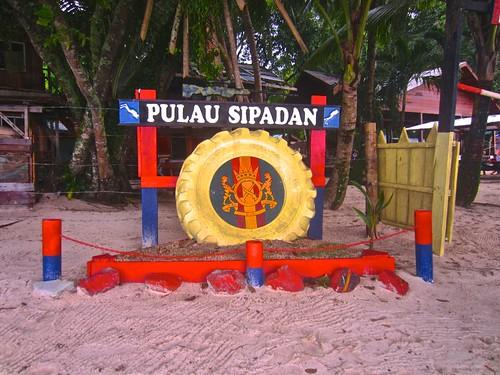 Malaysian Army Base - Sipadan