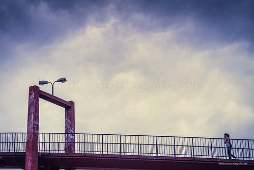 Nubes de verano by Alfredo Romero Fotografias 