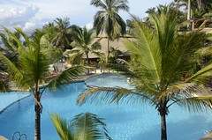 Diani Beach Resort, Kenya