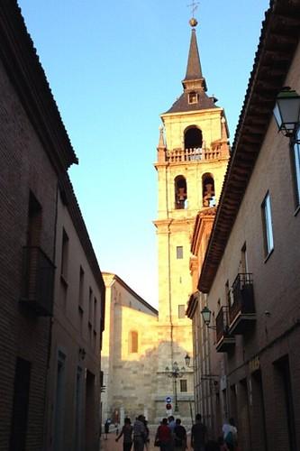 Catedral magistral a tres vueltas de coletero