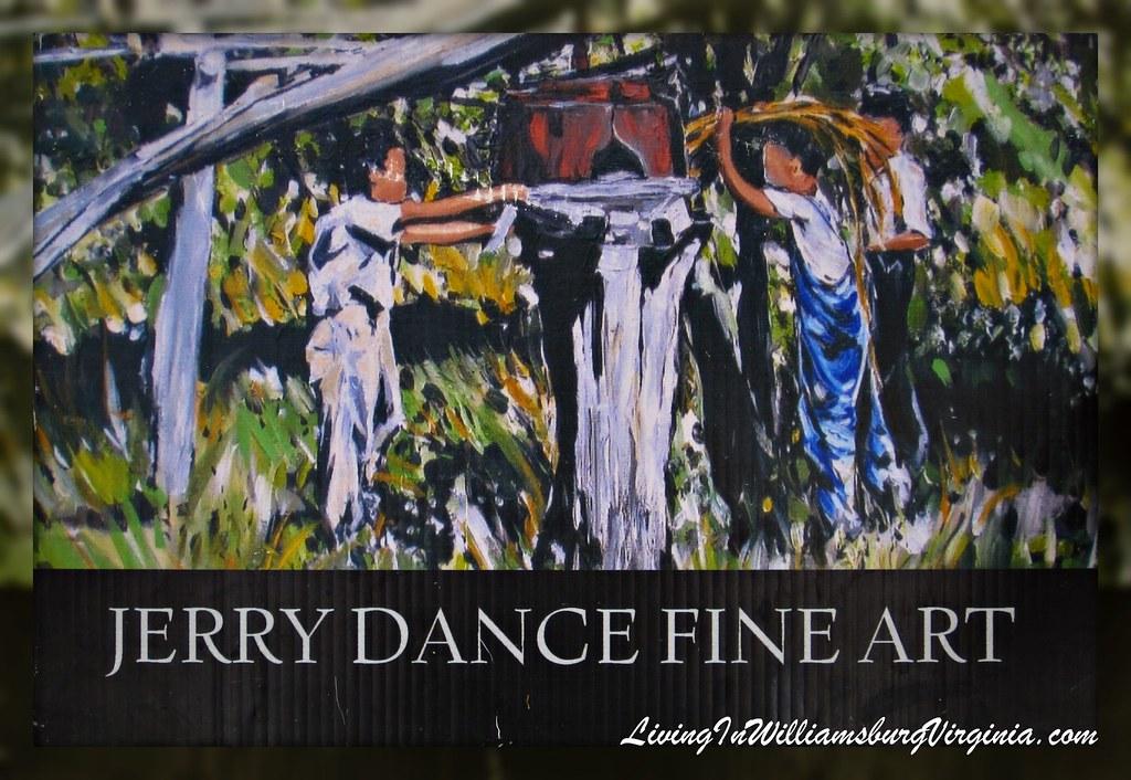J. Dance Fine Art Poster