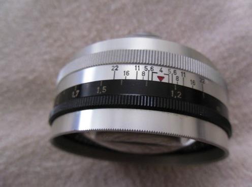 Dkl-M4//3 Adapter for Retina DKL Voigtlander Deckel Lens to M4//3 Mirro Camera