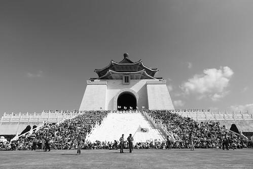 20131010 「十月十日,天下為公」白衫軍行動 IMG_0360