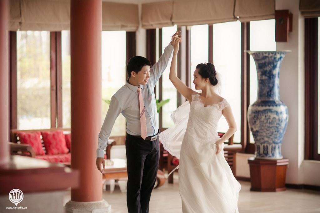 Pre-wedding : Dương & Trung