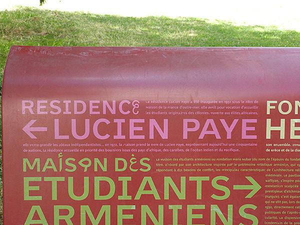residence lucien paye