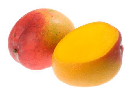 publicidad de frutas en supermercados