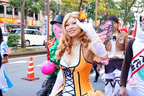 Kawasaki Halloween Parade 2013 102