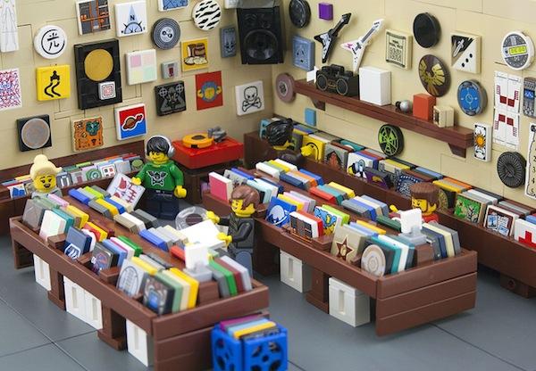 LEGORecordStore