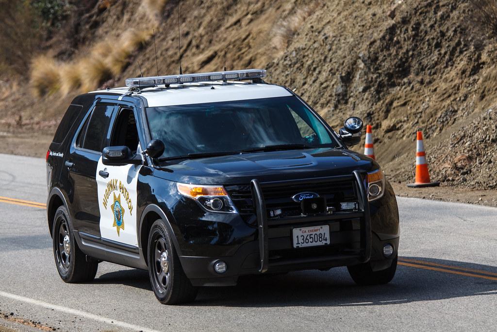 CHP Ford Explorer Police Interceptor Utility