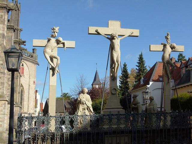 Xantener Dom, Berendoncksche Kreuzigungsgruppe
