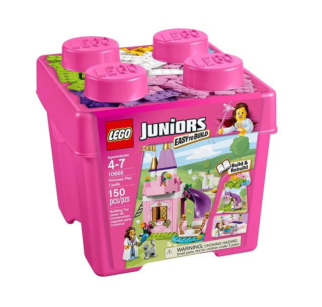 LEGO Juniors 10668 - Princess Castle Play