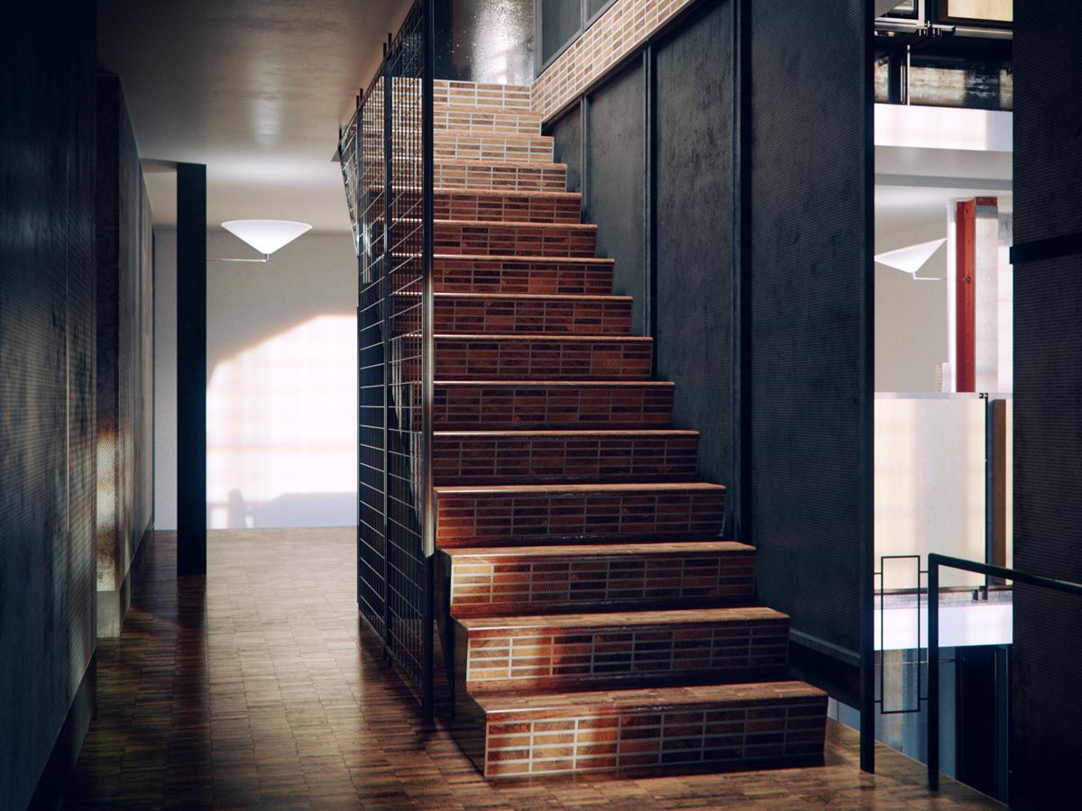 la maison de verre bbb3viz. Black Bedroom Furniture Sets. Home Design Ideas