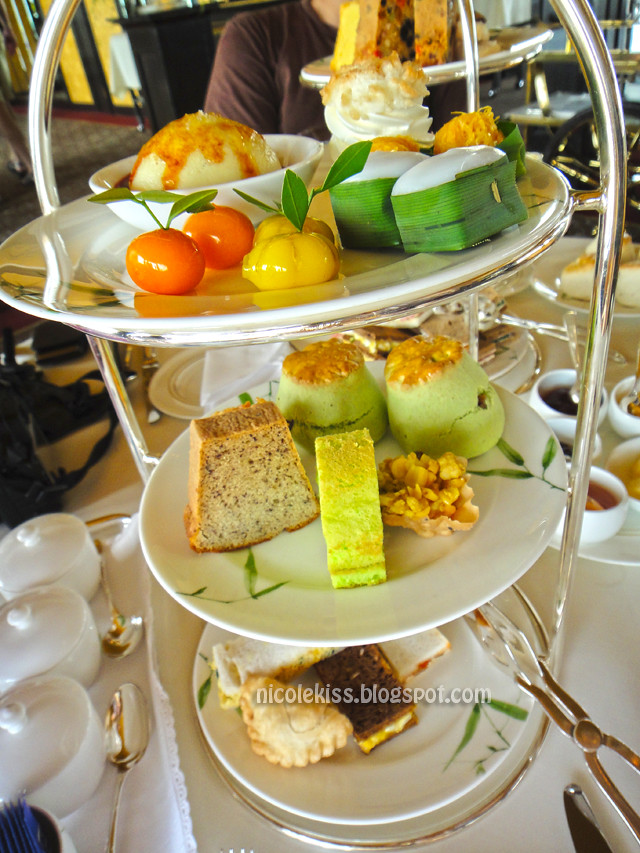 Mandarin Oriental Bangkok Afternoon Tea