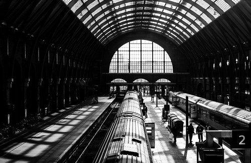 King's cross station (in explore)