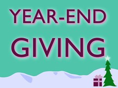 Year-End Giving logo