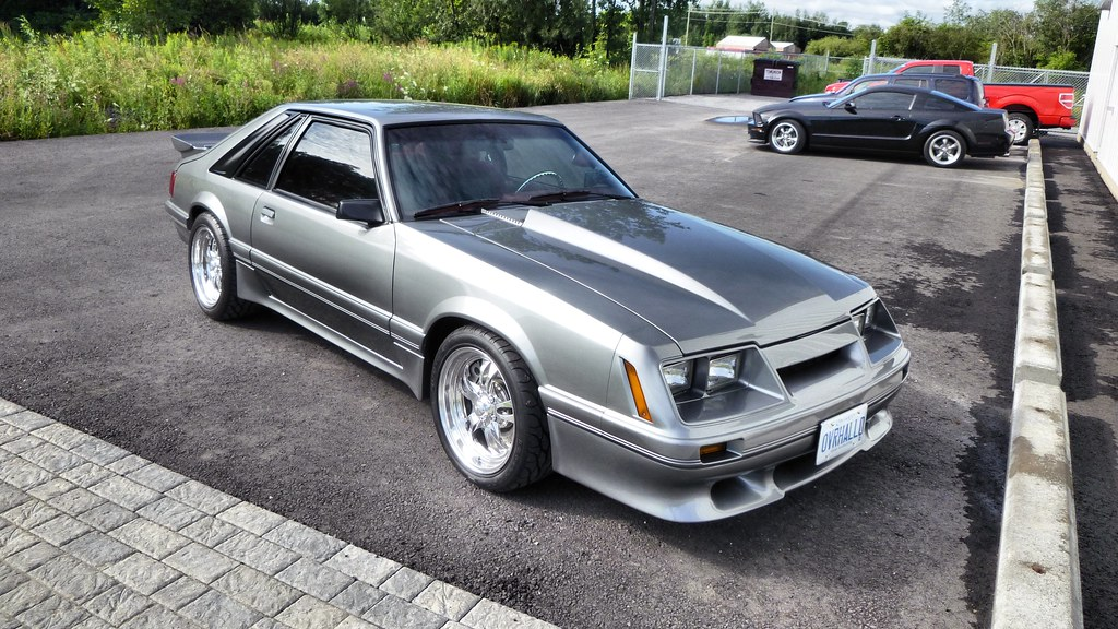 Fox Body Mustang Performance Parts >> 1984 Ford Mustang GT   Wicked Garage Inc
