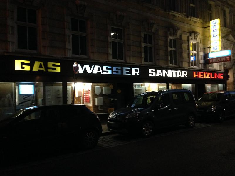 Gas Wasser Sanitar Heizung Vienna