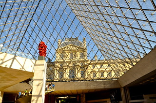 Louvre……inside out