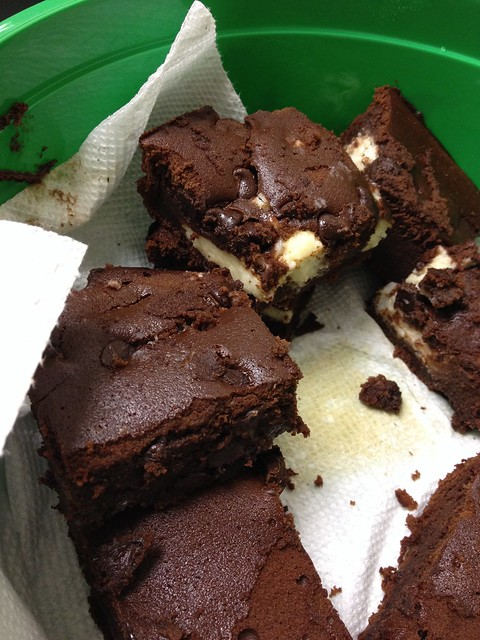 2nd Day of Christmas: Irish Car Bomb Brownies | We're doing ...