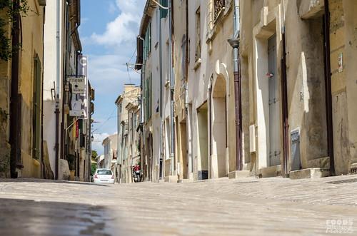 Uzes street