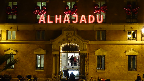El Palacio de Alhajadú