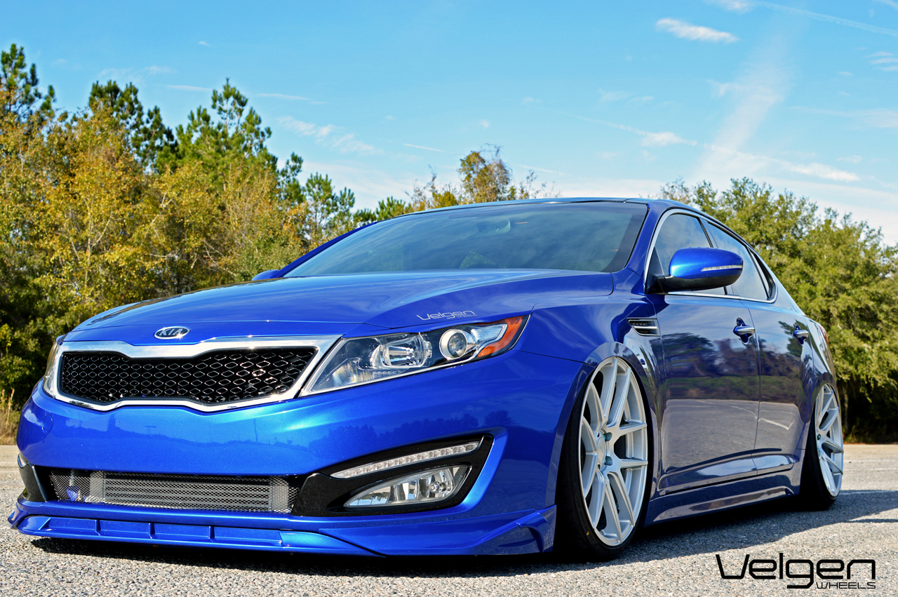 Lexus Ct200h Used >> KIA OPTIMA BAGGED on VELGEN WHEELS - ClubLexus - Lexus ...
