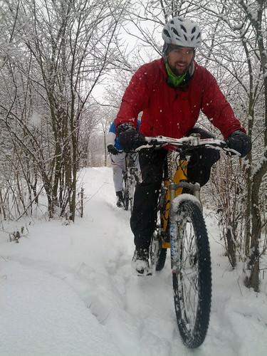 Snowpocalypse Ride 2014