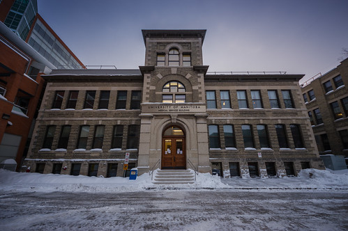 University of Manitoba Medical Building