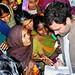Rahul Gandhi, Priyanka Gandhi in Amethi 04