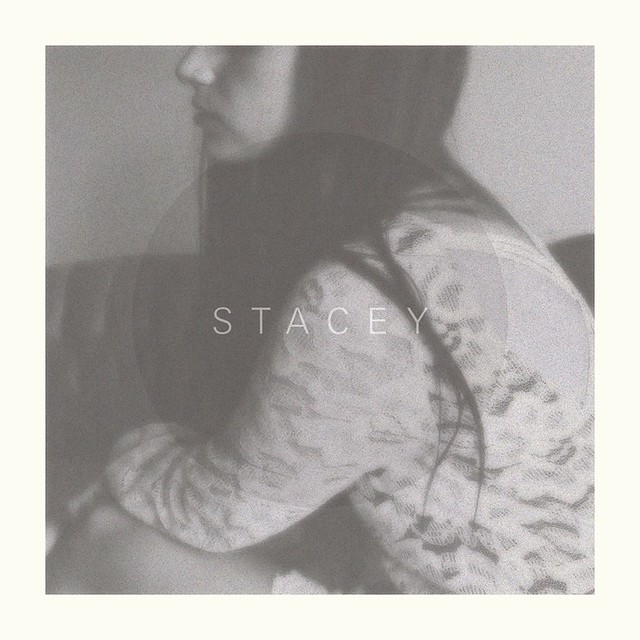 My photograph for STACEY's New Album