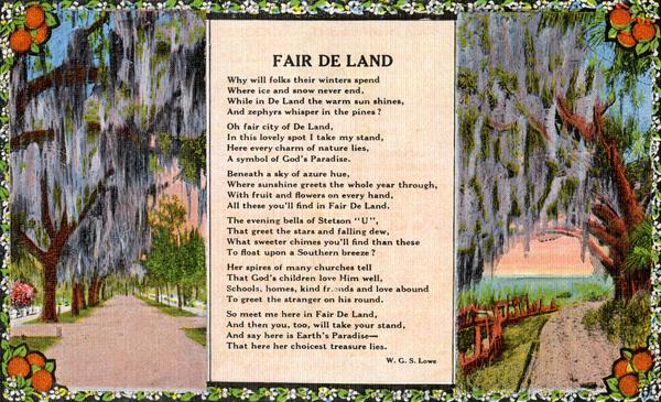 Fair De Land