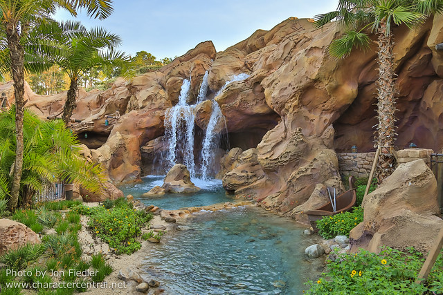 WDW Spring 2013 - Under the Sea: Journey of The Little Mermaid