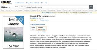 sound of adventure amazon.com