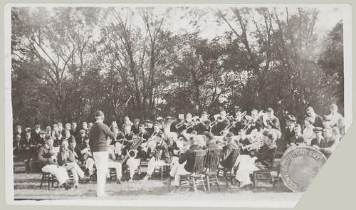 Saint Olaf Concert in the park