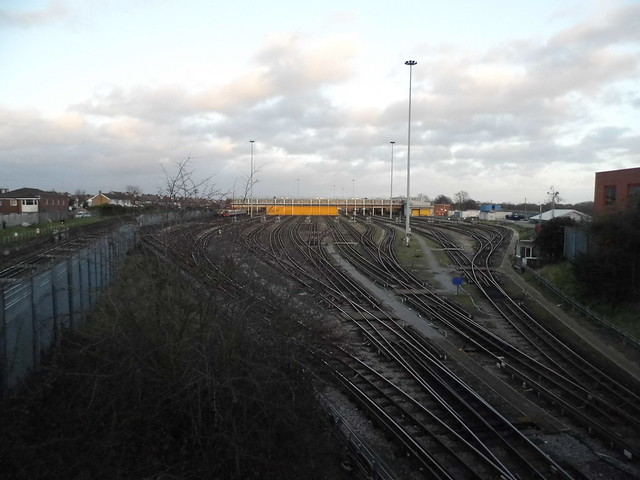 Boston sidings