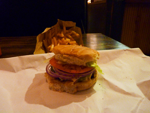 Der beste Burger in New York