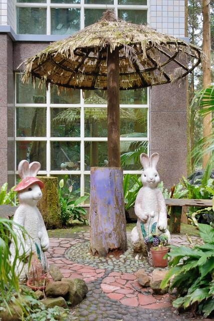 童話森林雕像
