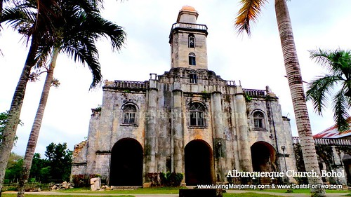 Alburquerque Church, Bohol
