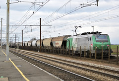 SNCF BB 27110 - Photo of Chalou-Moulineux