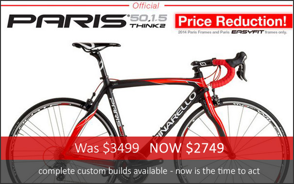 2014 Pinarello Paris $2749