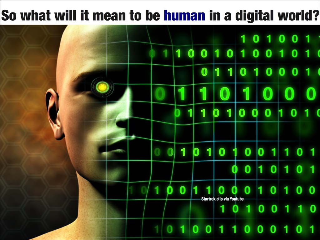 Being human in a digital world Futurist Speaker Gerd Leonhard
