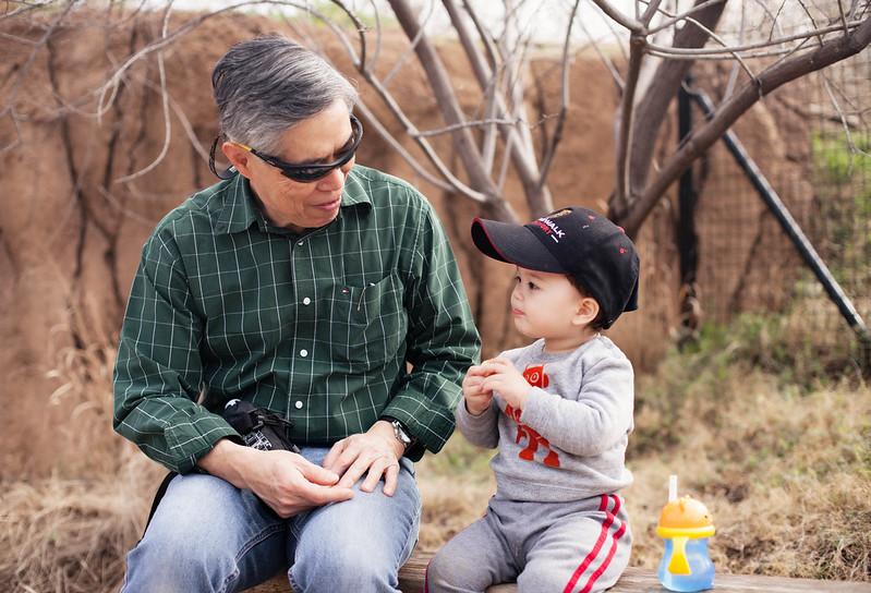 cute & little blog | Dallas Zoo family trip