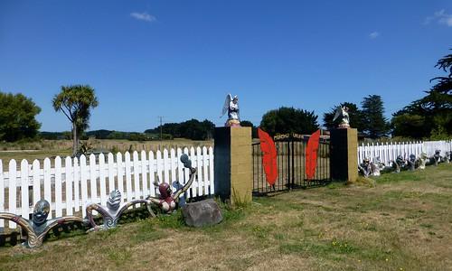 Morehu Urupa (Maori burial ground) Manawatu.